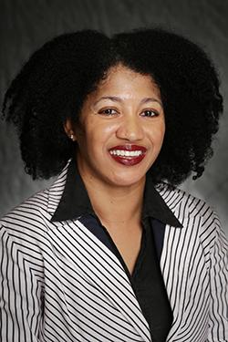 Dr. Christie Charles, associate psychology professor