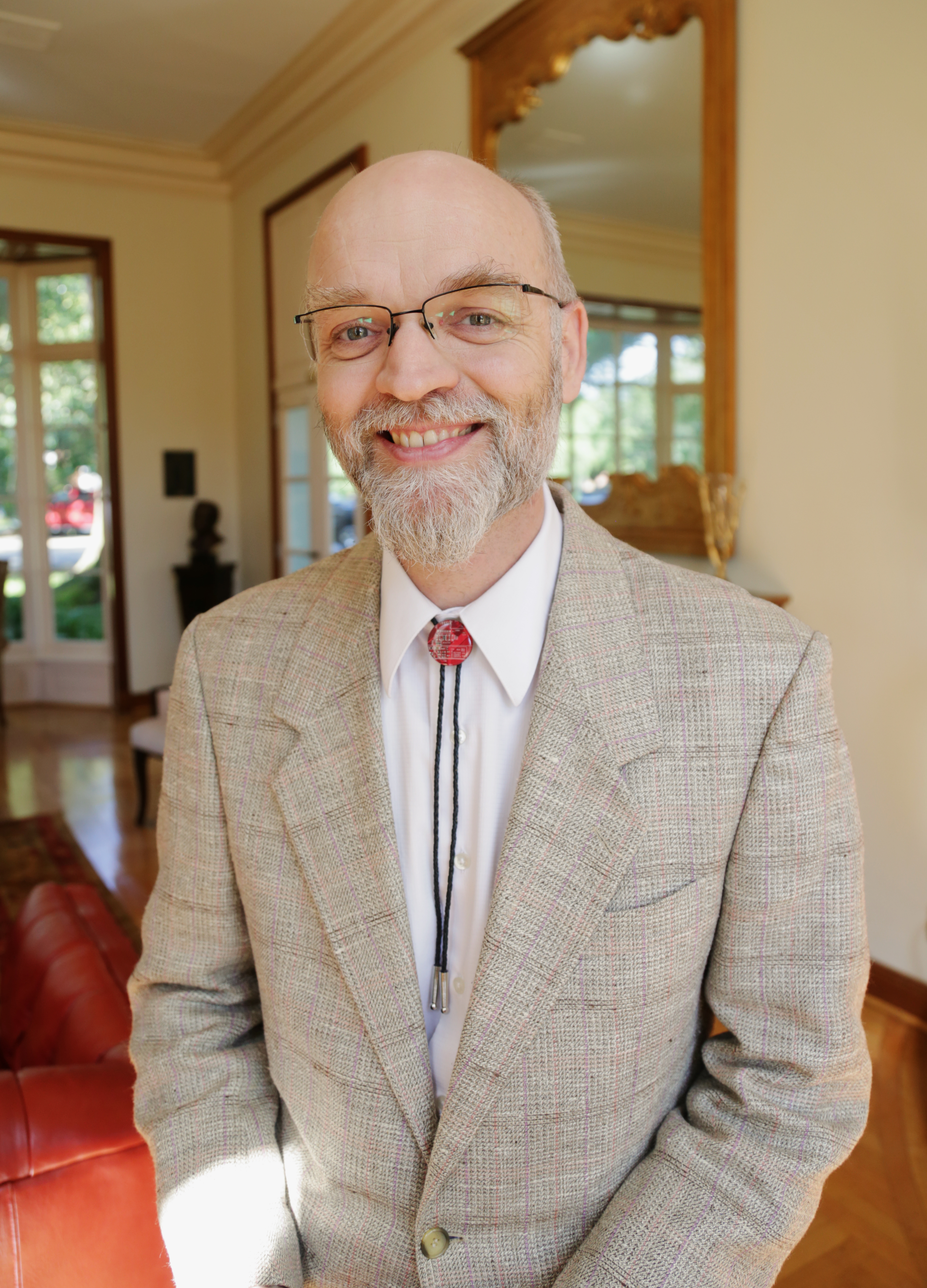 Dr. Jonathan Kulp, University of Louisiana at Lafayette music professor