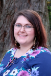 Chelsea LeBlanc, student support specialist, pictured