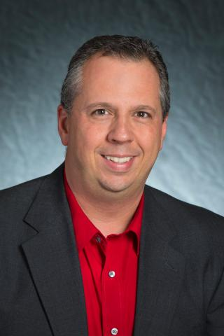 Photo of Collin Wynne. Collin is Systems Analyst for the Office of Distance Learning.